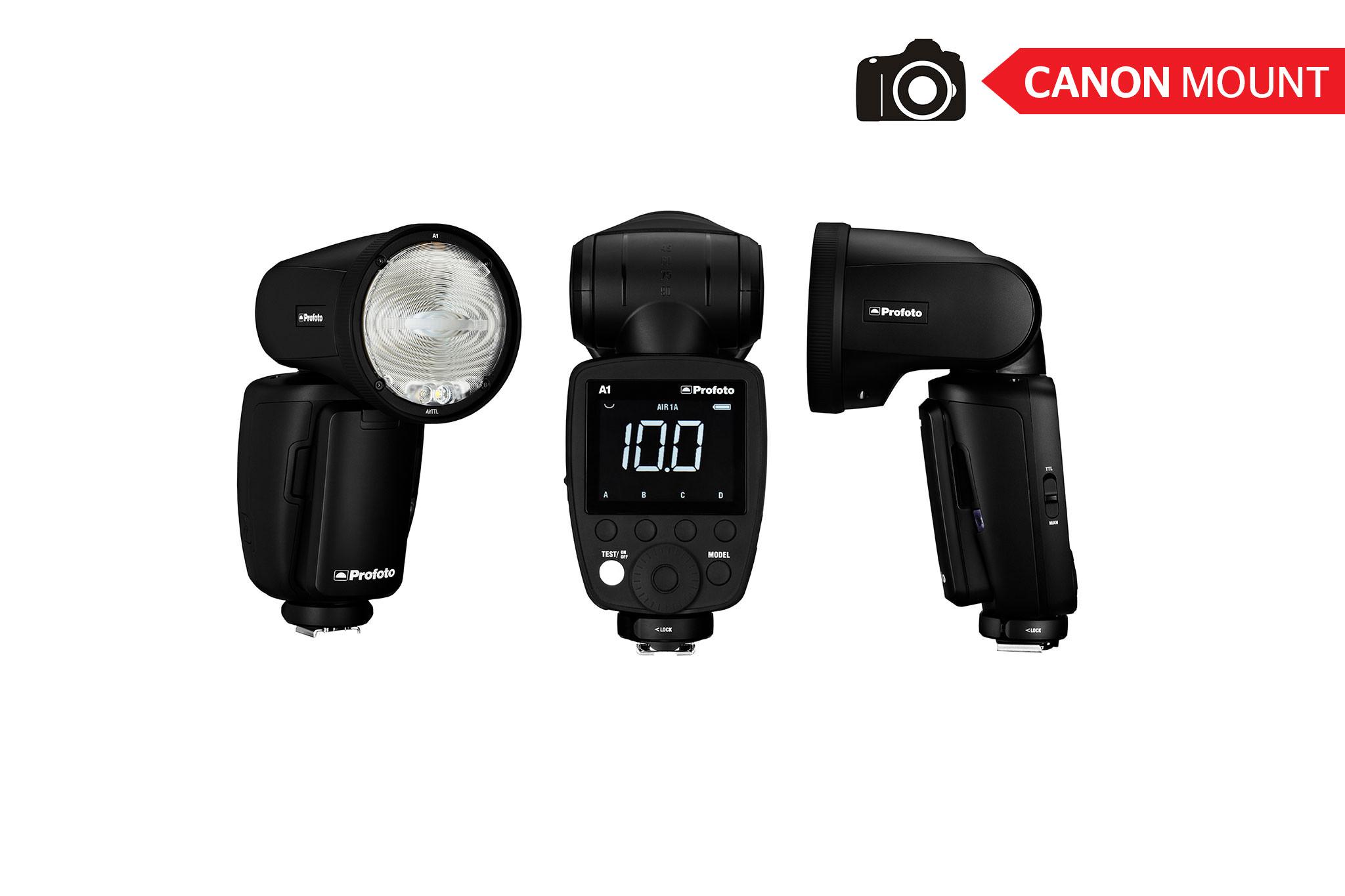 Profoto A1 u2013 Canon  sc 1 st  LensOwl & Rent Profoto Lights in Bangalore u2013 LensOwl