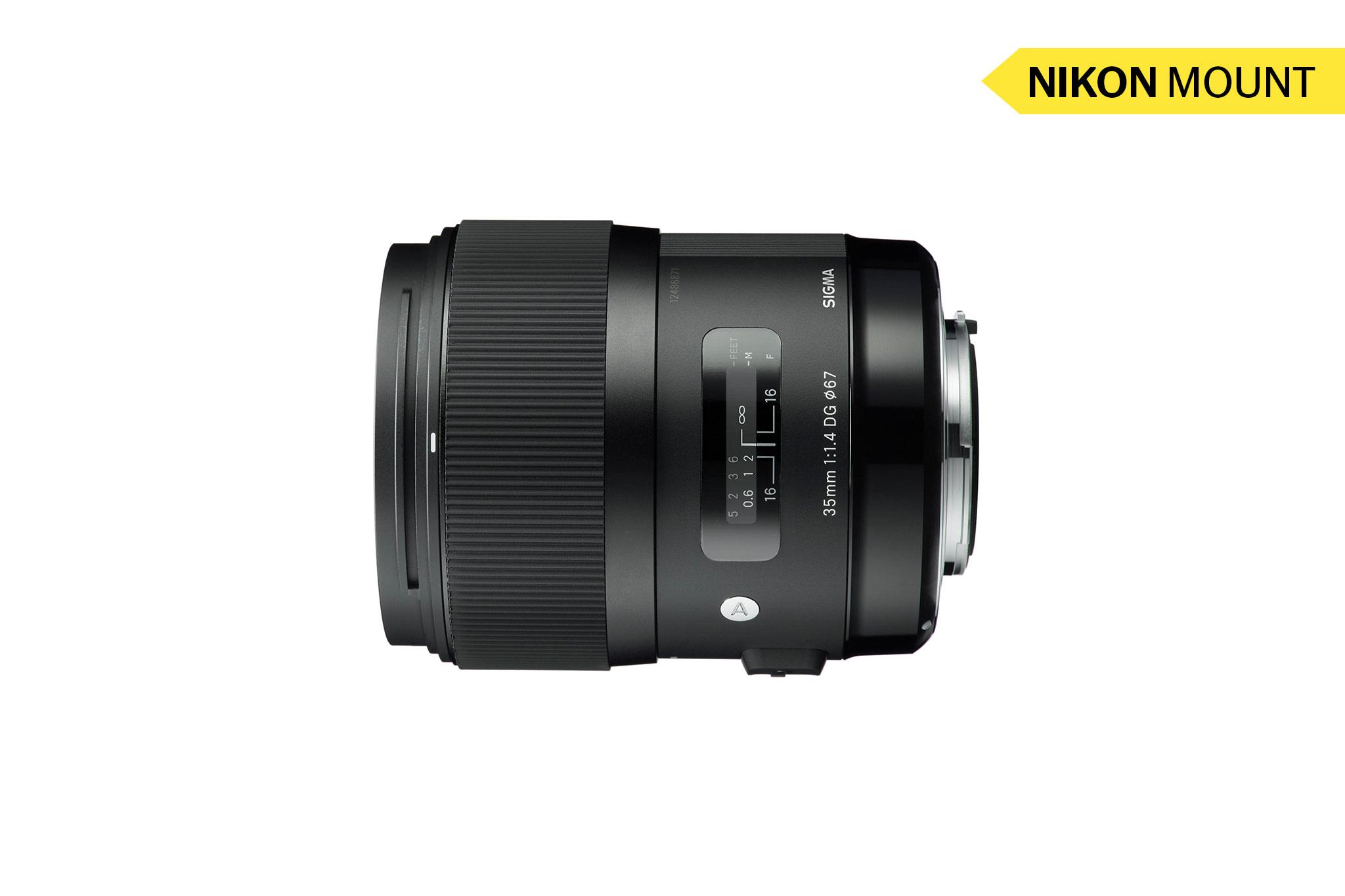 Rent Sigma Lenses In Bangalore Lensowl 35mm F14 Dg Hsm I Art Lens